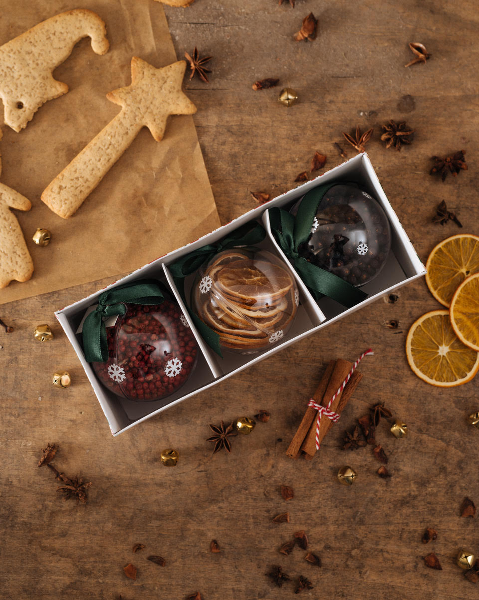 Three spices package - bulb 2