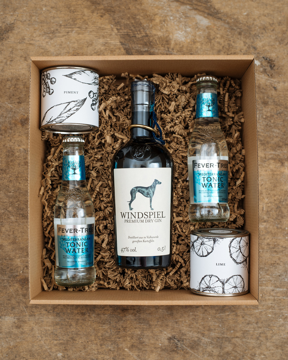 Windspiel Gin Box
