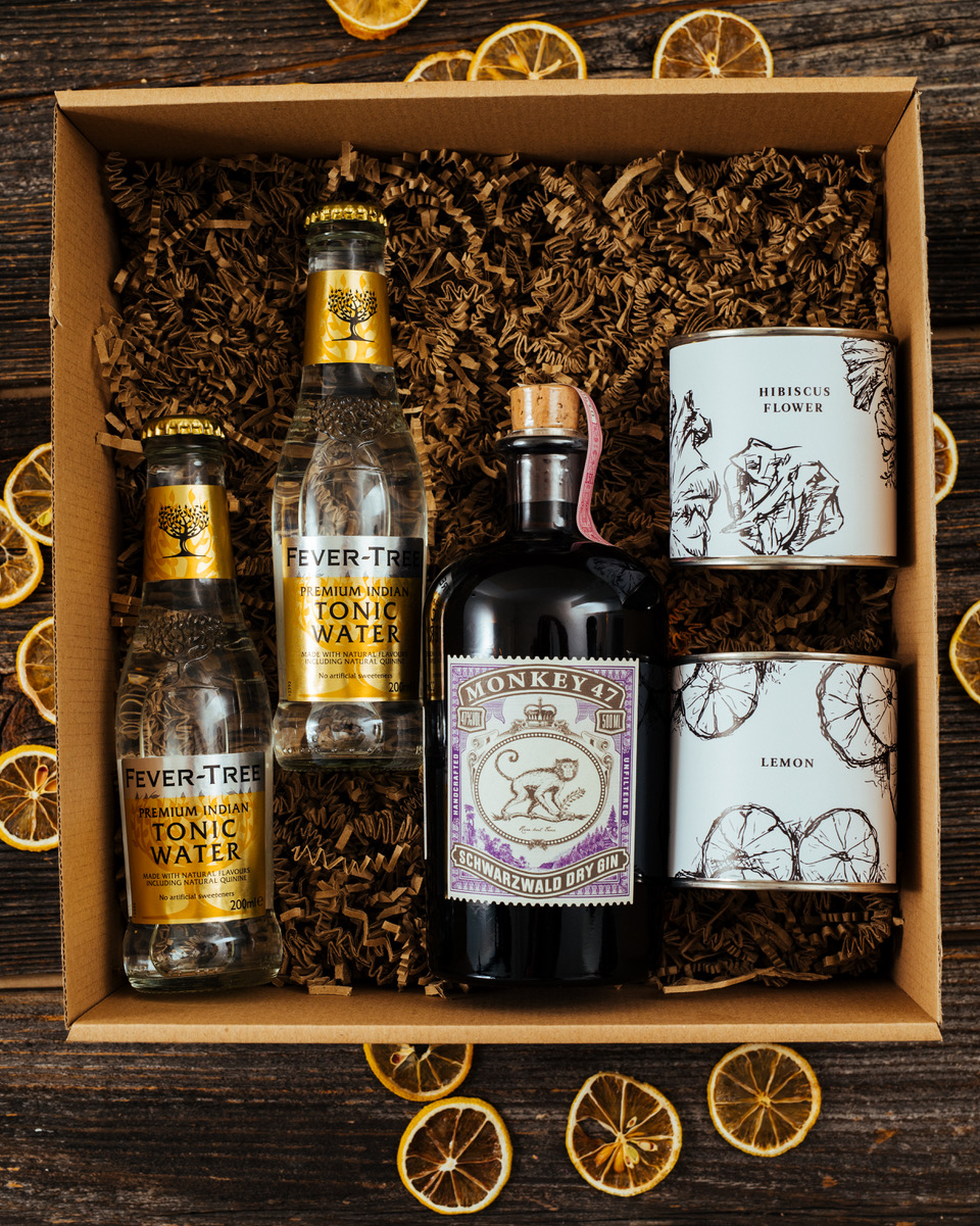 Monkey 47 Gin Box