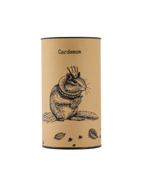CARDAMOM - kofer. eco-packaging