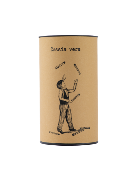 CASSIA VERA - kofer. eco-packaging