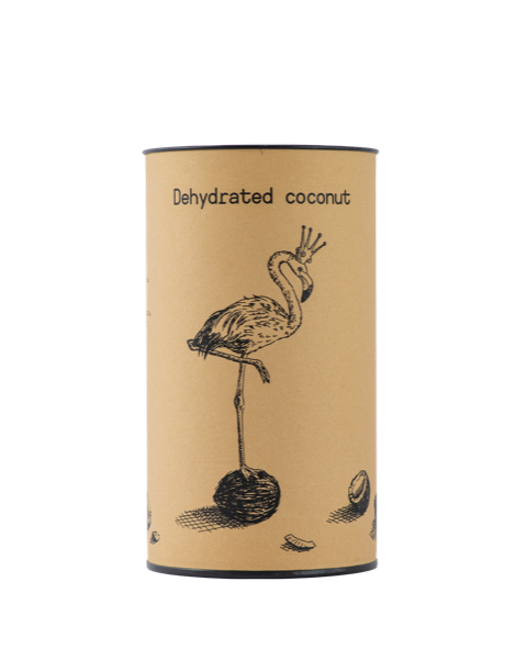 COCONUT dehydrated - kofer. eco-packaging