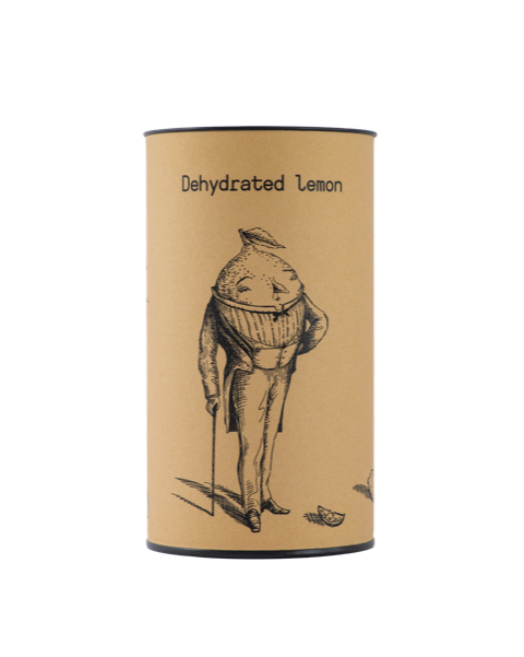 LEMON dehydrated - kofer. eco-packaging