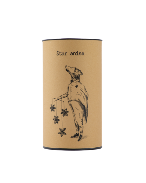 STAR ANISE - kofer. eco-packaging