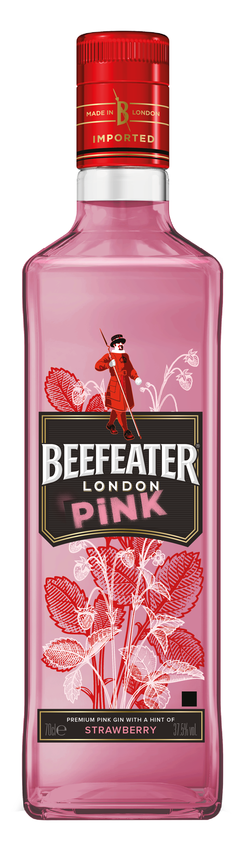 BEEFEATER PINK 0,70 l - Gin