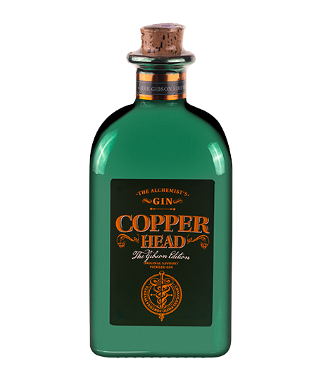COPPERHEAD THE GIBSON EDITION 0,50 l - Gin