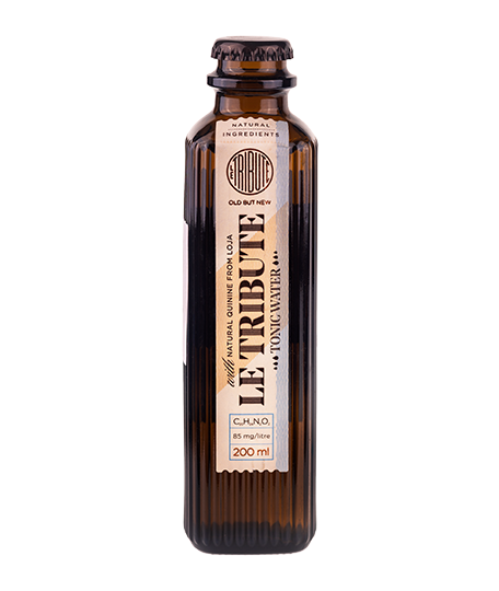 LE TRIBUTE 0,20 l  - Tonic