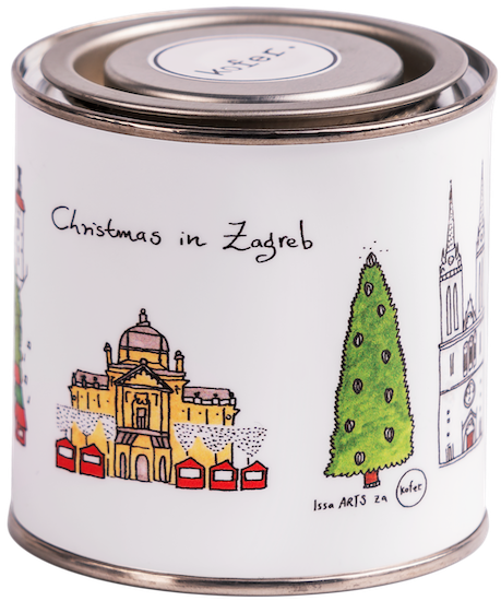 Christmas in Zagreb by Issa Arts
