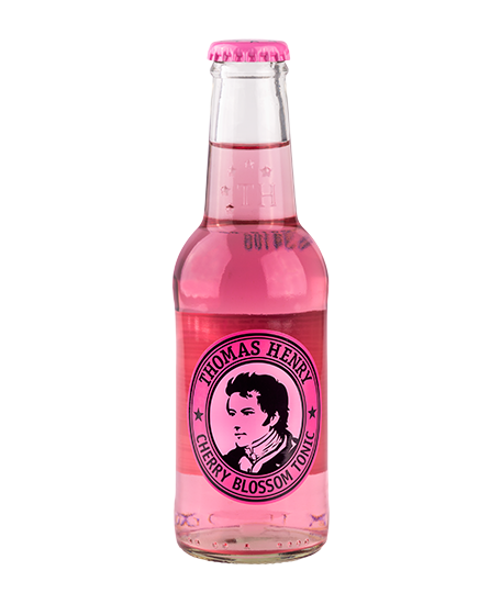 THOMAS HENRY CHERRY BLOSSOM 0,20 l - Tonic