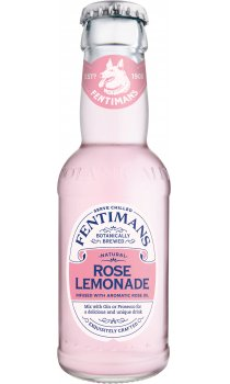 FENTIMANS ROSE LEMONADE 0,20 l - Tonic