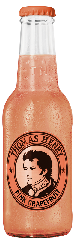 THOMAS HENRY PINK GRAPEFRUIT 0,20 l - Tonic